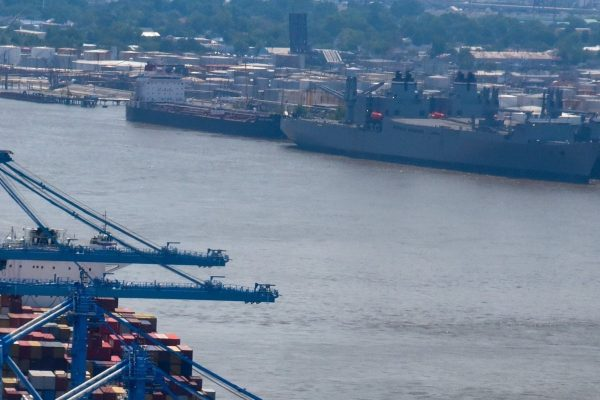 Mississippi River Ship Channel Deepening Project Moves Forward, Awaits Funding