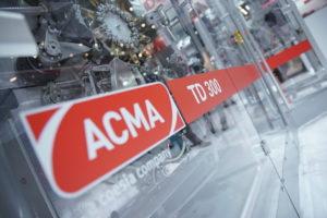 Aiming to Simplify, ACMA Renames Its Portfolio of Machines