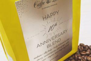 Caffe Luxxe celebrates 10 years