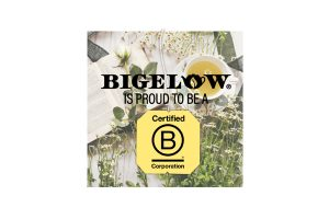 Bigelow Tea becomes a Certified B Corporation