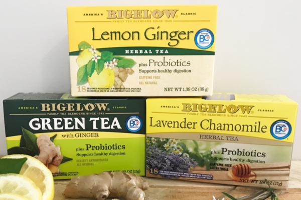 Bigelow Expands Probiotics Tea Line