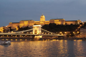 Beauty and Business in Budapest