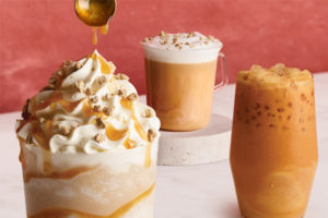 Fall flavours return to US coffee shops
