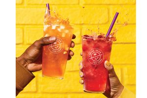 Coffee Bean & Tea Leaf adds fruity cold brews