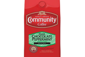 Community Coffee Company Introduces Dark Chocolate Peppermint Blend