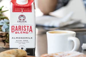 The Coffee Bean & Tea Leaf Launches Califia Farms' Barista Blend Almondmilk in Select Stores
