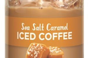 New RTD premium iced coffee