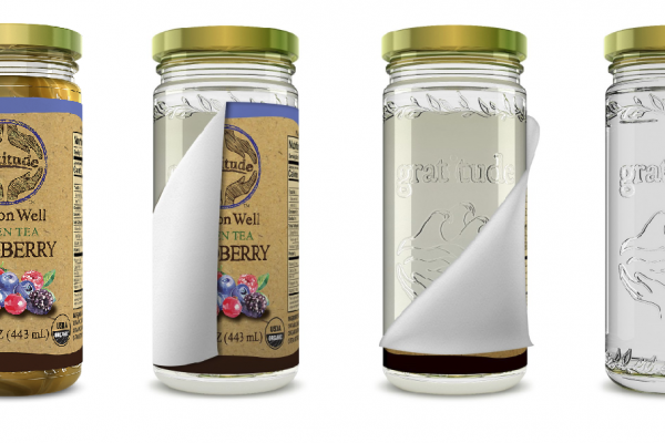 """Gratitude Health Introduces RTD Green Teas in """"Upcyclable"""" Bottles"""