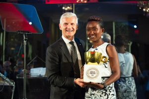 Female Producer Takes Top Honours in 2018 Ernesto Illy Int'l Coffee Award