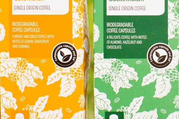 The Eden Project Launches 100 Compostable Coffee Capsules