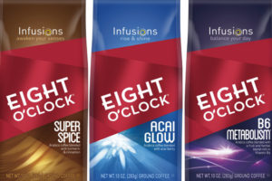 Eight O'clock Coffee Expands Infusions Line with Three New Varieties
