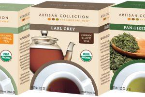 Farmer Brothers Expands Premium Hot Tea Line