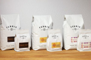 Ferris Coffee & Nut Unveils New Coffee Packaging