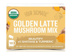 Four Sigmatic Launches New Golden and Chai Latte Products