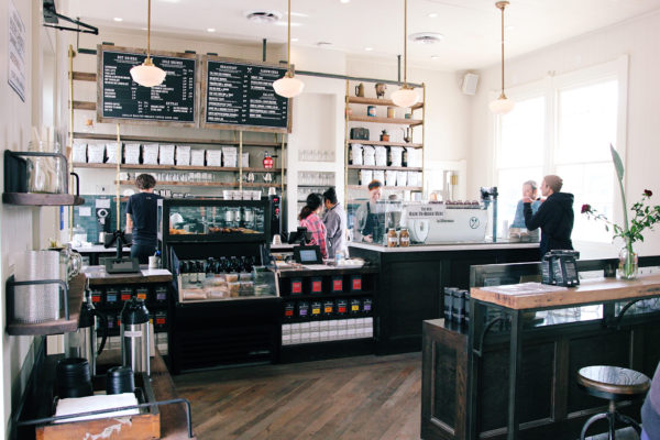Groundwork Coffee opens café in newly restored North Hollywood historic train depot