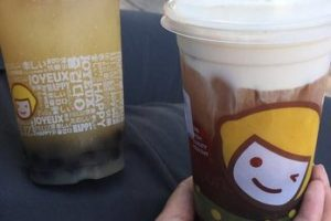 "Tea's ""Cheesy"" New Topping"