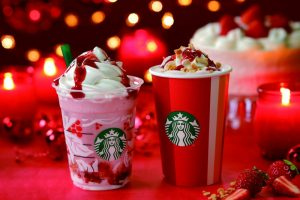 Starbucks Announces Global Holiday Beverages Line Up