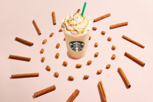 New Starbucks Launches New Horchata Frappuccino and Pumpkin Spice Beverages