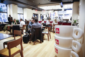 Illy opens newest San Francisco coffee bar and retail shop
