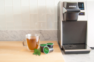 Keurig UK partners with Twinings to offer Fruit and Herbal tea experience