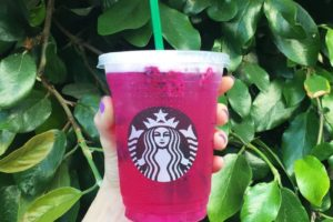 Starbucks Launches Mango Dragonfruit Refreshers Beverage