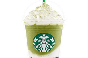 New Starbucks Frappuccino Beverages Provide Sensory Experiences for Customers in Asia