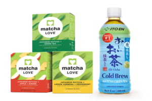 ITO EN Launches New Matcha Love and Oi Ocha Tea Flavours