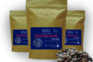 Miles Coffee & Tea Launches Limited Edition Christmas Coffee