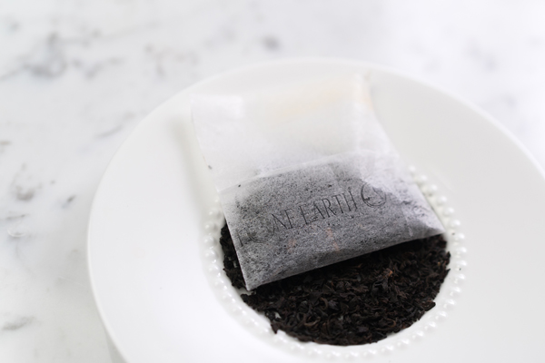 One Earth Launches Biodegradable & Compostable Tea Bag & Coffee Filter