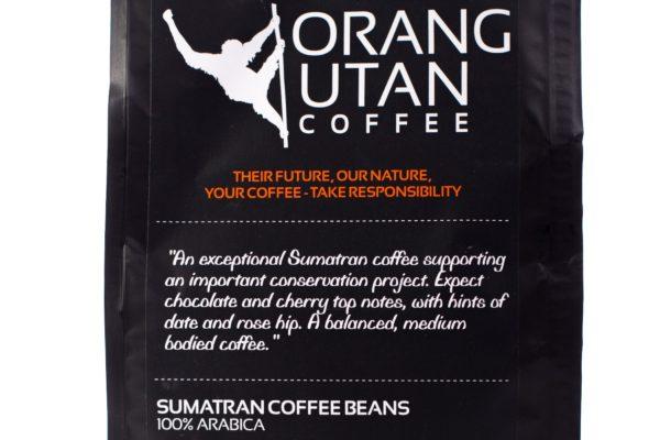 Coffee That's Saving the Sumatran Orangutan