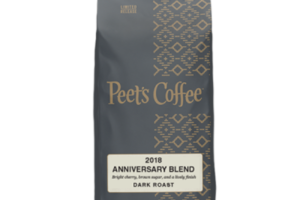 Peet's Coffee Gives Back with Annual Anniversary Blend