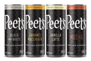 Peet's Coffee Debuts RTD Iced Espresso Nationally