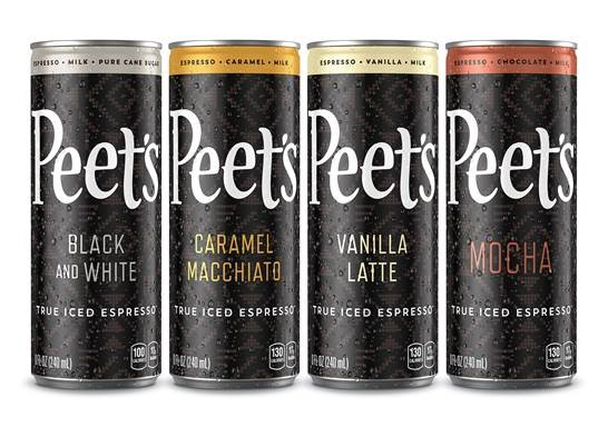 Peet's Coffee Debuts RTD Iced Espresso Nationally | Tea & Coffee