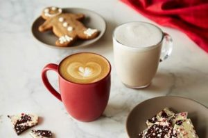 Peet's Adds Two New Beverages to Holiday Line Up