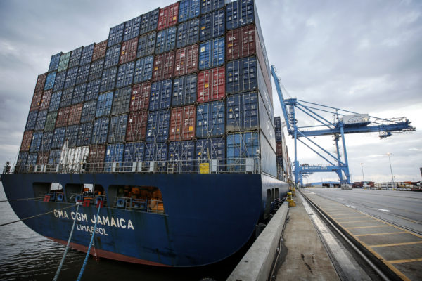 CMA CGM launches direct Asia service from Port of New Orleans