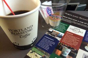 Portland Roasting Coffee partners with PenAir