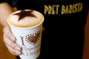 Pret A Manger Launches Vegan Hot Drinks