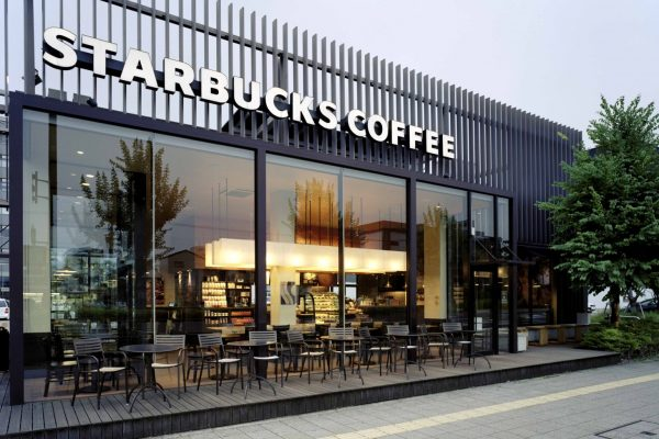 Starbucks Commits To Building Operating Greener Stores