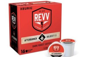 REVV K-Cup Pods Introduce New Varieties and Packaging Design