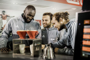 Melitta Named Manchester United's Official Coffee Partner