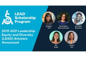 SCA reveals recipients of 2019-20 LEAD scholarship