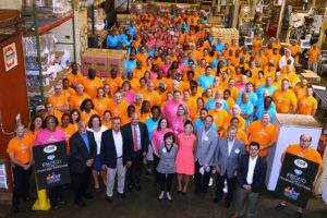 S&D partners with The Dunkin' Donuts & Baskin-Robbins Foundation