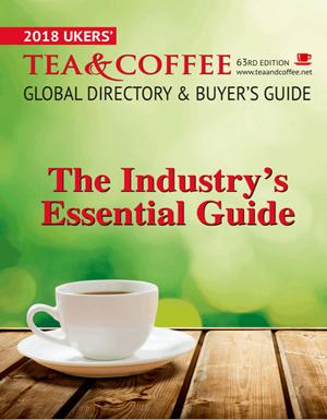 2018 UKERS Tea & Coffee Global Directory & Buyers Guide