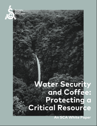 SCA:水安全和咖啡:保护关键资源