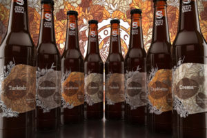 Siren Partners with UK Roasters to Launch Four Coffee Beers