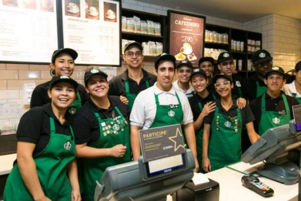 Starbucks Partners with SouthRock to Drive Further Growth in Brazil