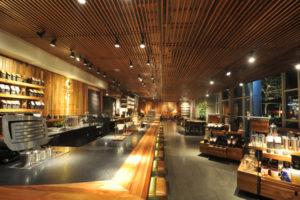 Starbucks Opens First Reserve Bar in Latin America