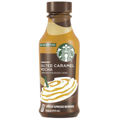Starbucks Rolls out RTD Iced Lattes