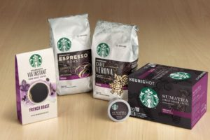 Starbucks and Nestlé Form Global Coffee Alliance