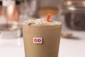 Dunkin' Donuts debuts Frozen Dunkin' Coffee, perks week returns